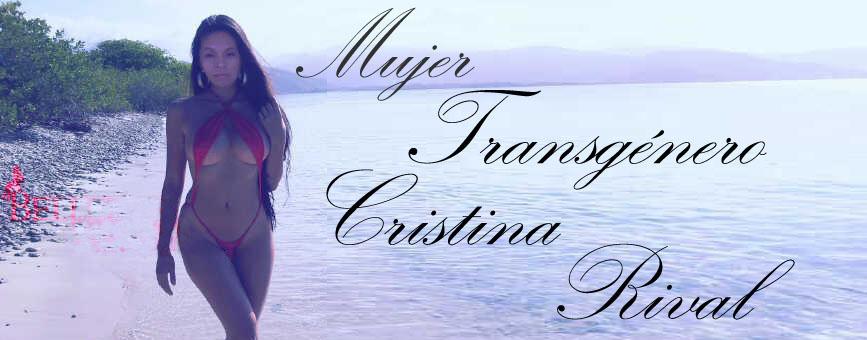 Mujer Transgénero. Cristina Rival
