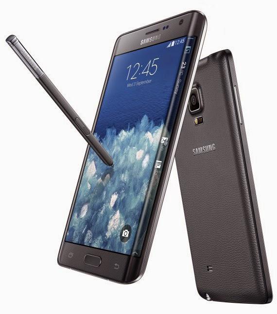 Samsung Galaxy Note Edge: Ελλάδα με τιμή 899 ευρώ