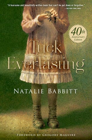 Tuck Everlasting 40th Anniversary Edition book cover