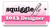 I'm a Squiggle Fly Design Team Member!