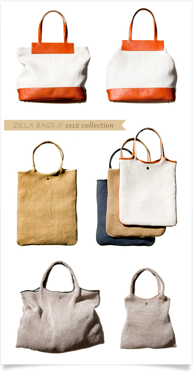 Zilla Bags by Sylvia Pichler