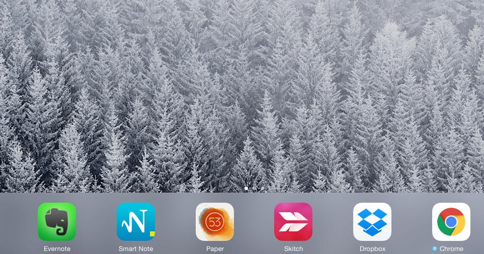 讓 Dropbox 成為 iPhone 所有App的檔案儲存分享中心