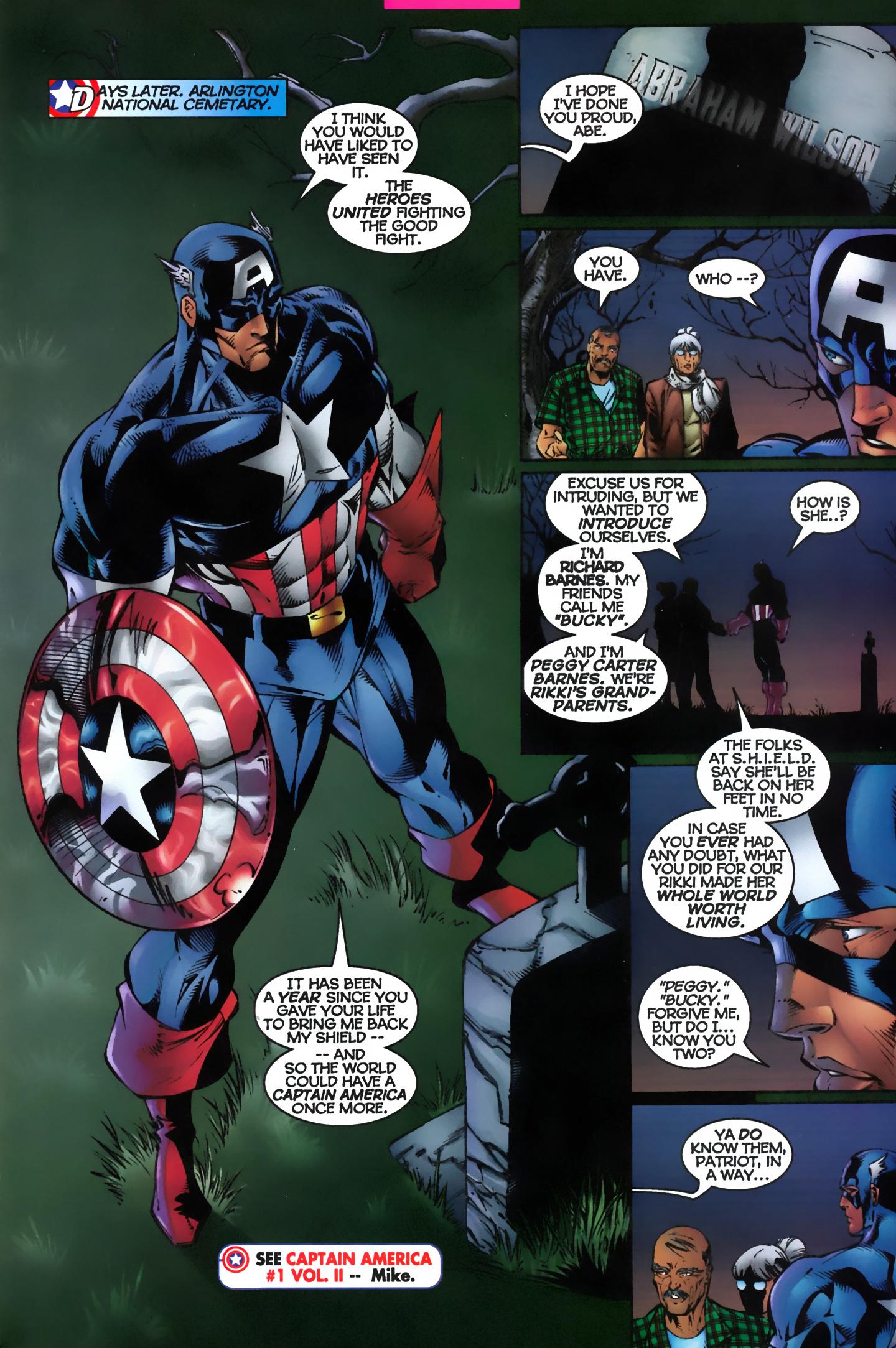 Captain America (1996) Issue #12 #15 - English 36
