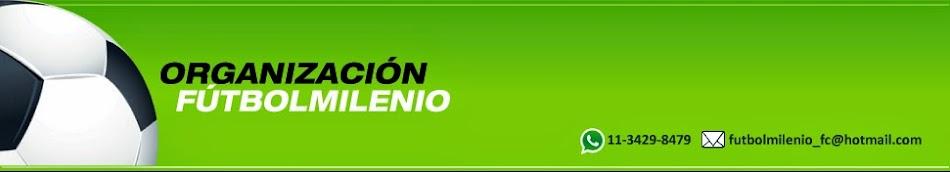 FutbolMilenio - Torneos de Futbol 5, 6, 7 y 8