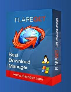 برنامج flareget لزياده سرعه تحميل الملفات من على الانترنت اخر اصدار 2016