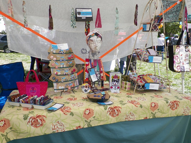 Tips for being a successful craft fair vendor