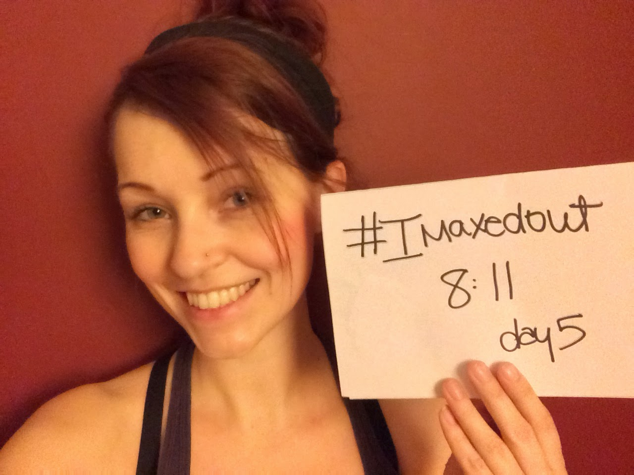 Ashley Gibson Insanity Max:30 day 5
