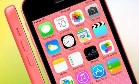 Win Pink Apple iPhone 5C Via CashCashPinoy