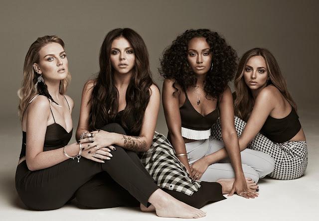 Little Mix se presenta en televisión con una integrante menos.