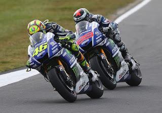 Kualifikasi MotoGP Misano 2015: Lorenzo Bersitegang dengan Rossi