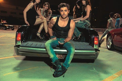 Zac Efron by Jacques Dequeker for John John Denim-7