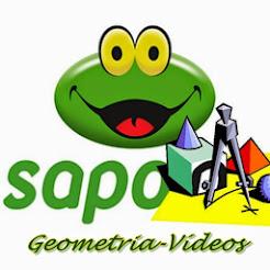 SAPO-GEOMETRIA/VÍDEOS