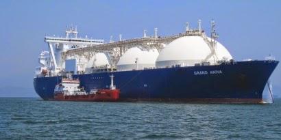 Ελλάδα: Δεύτερος μεγαλύτερος στόλος μεταφοράς LNG στον κόσμο.