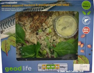 The Co-operative good life... smoked mackerel and couscous salad