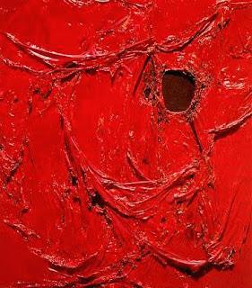Alberto Burri le opere del grande maestro grande rosso p18