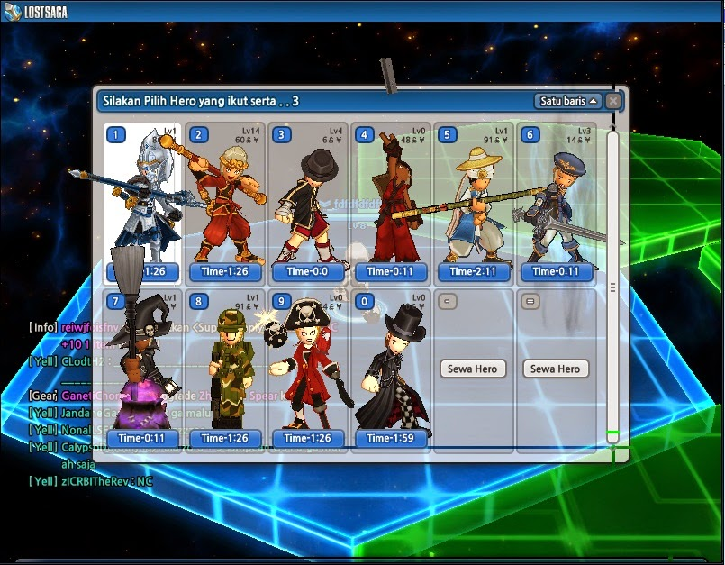 Lost Saga Indonesia, Game Online Untuk Semua Umur
