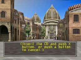 Monster Rancher 2 town square