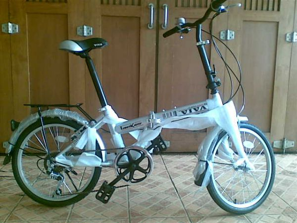Banyak jenis sepeda sepeda lipat mtb sepeda anak sepeda fixi dll