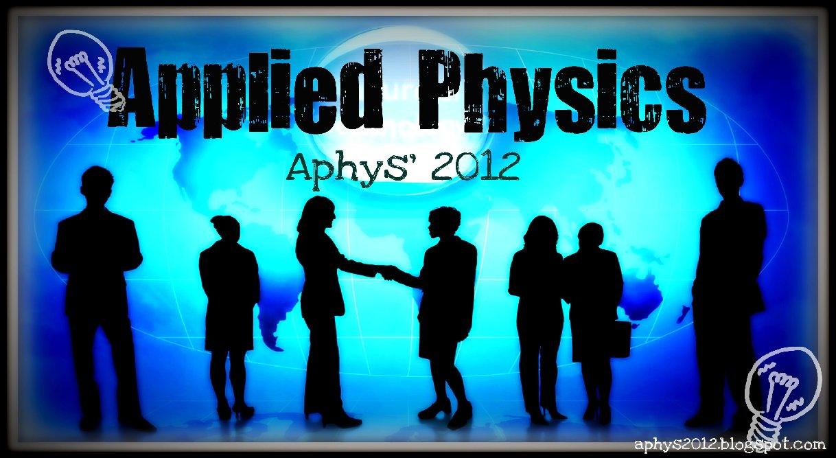 Aphys 2012