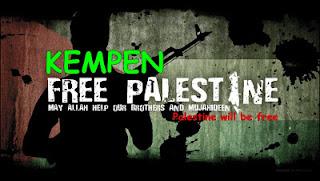 KEMPEN FREE PALESTINE