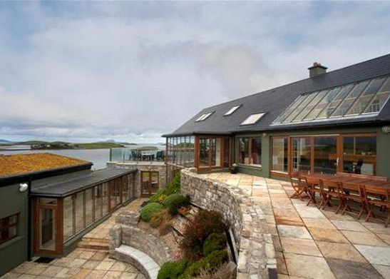 inish turk beg island of nadim sadek in clew bay private islands in ireland