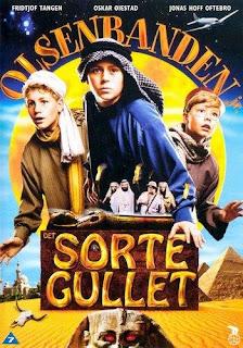 Ver online: Junior Olsen Gang y el Secreto del oro negro (Olsenbanden jr. og det sorte gullet) 2009
