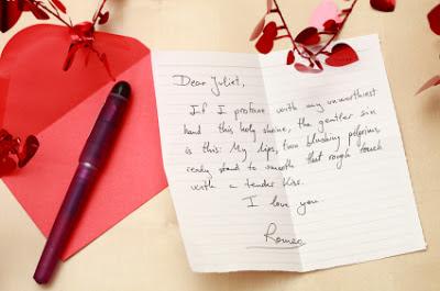 Petit lettre d'amour 4