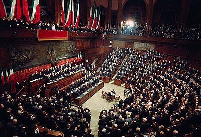 La gazzetta del pago aprile 2013 for Votazioni parlamento