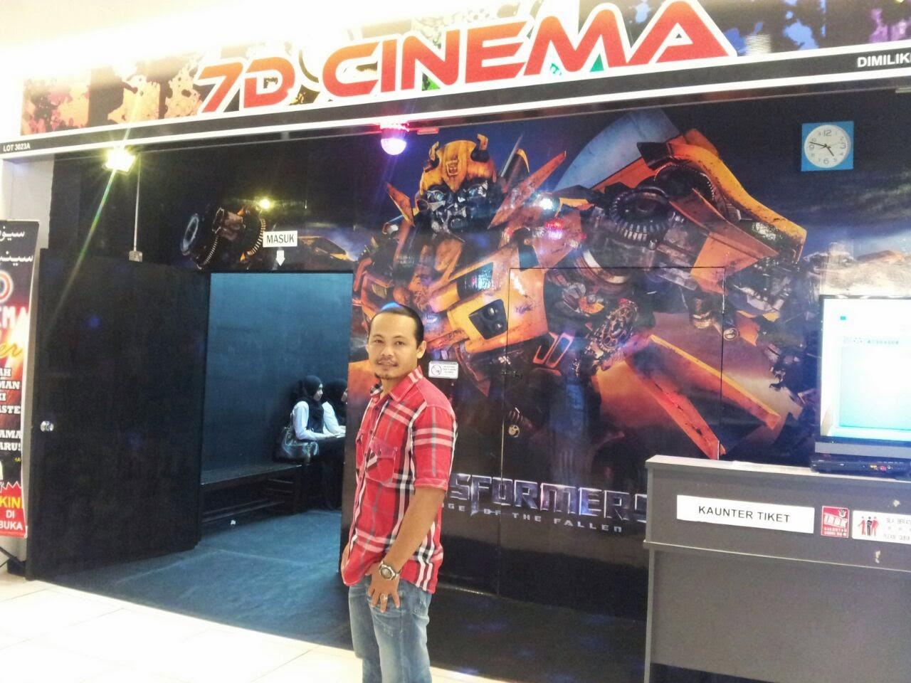 7D Cinema di KBMALL Kelantan, 7D CINEMA, HARGA TIKET 7D CINEMA, 7D CINEMA RIDER, CINEMA RIDER, 7D, MOVIE 7D, ROLLER COASTER 7D
