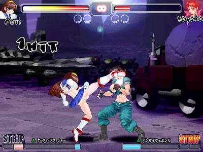 Super Strip Fighter 4 Screenshots 1