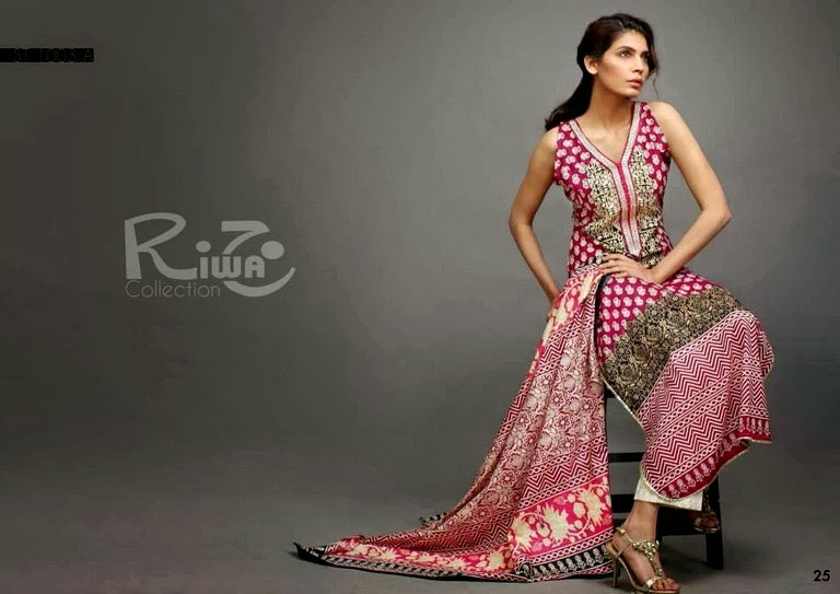 Chunri Design of Lawn Collection