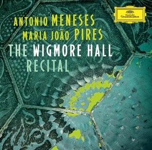 FRESCHE NOTE, CD: PIRES/MENESES, THE WIGMORE HALL RECITAL (LIVE, GENNAIO 2012)  con musiche di SCHUBERT/BRAHMS/ MENDELSSOHN/BACH