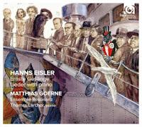 Eisler songs - Matthias Goerne - HMC 902134