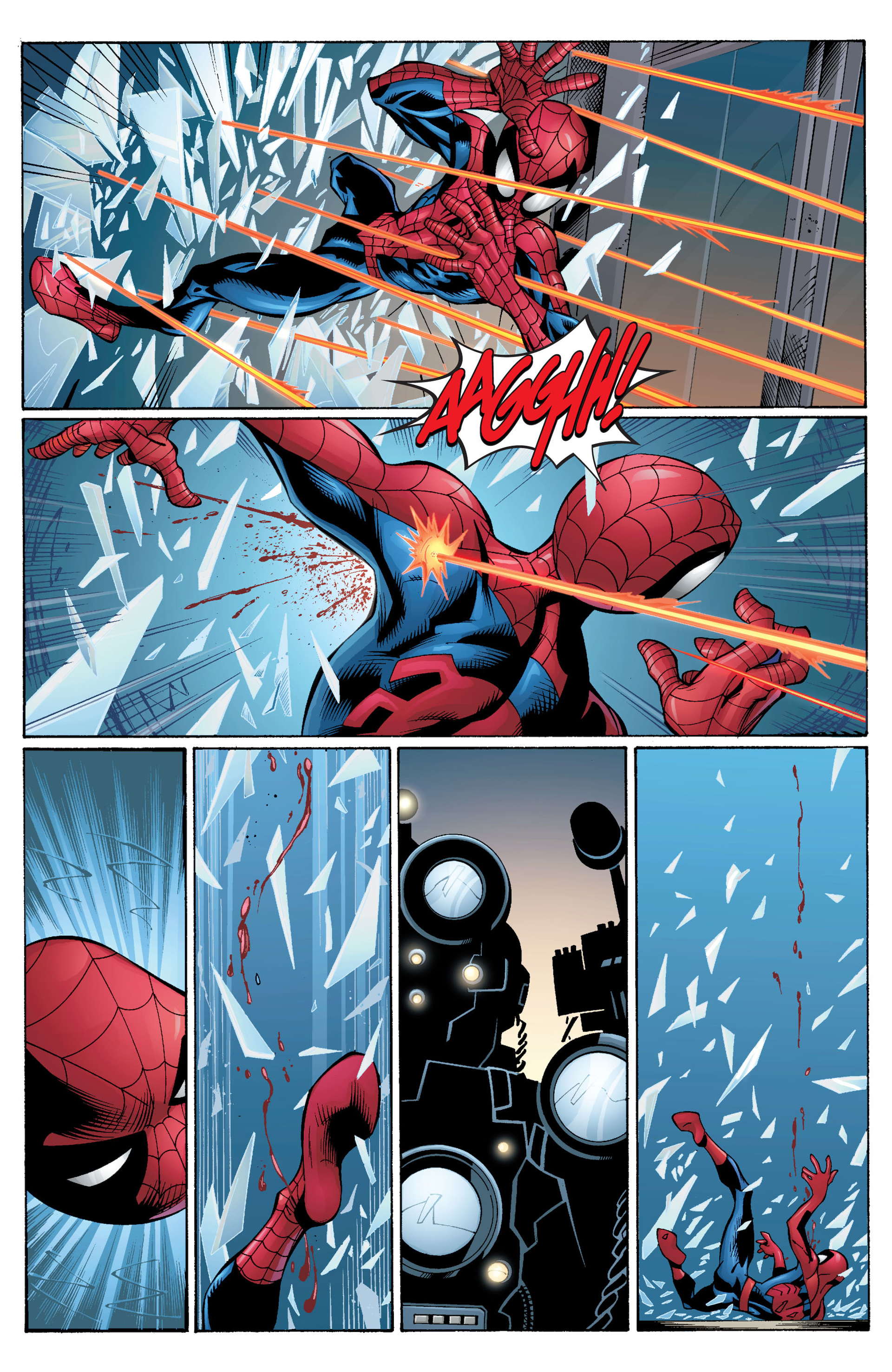 Ultimate Spider-Man (2000) Issue #29 #33 - English 23