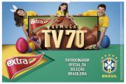 Como eu faço para participar promoção Páscoa Extra Tv 70