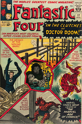 Fantastic Four #17, Dr Doom