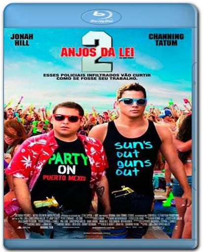 Download Anjos da Lei 2 720p + 1080p Bluray + AVI Dual Áudio BDRip Torrent