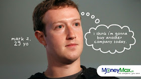 Mark Zuckerberg Facebook founder age 29 yo