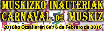 Muskiz se preparara para el Carnaval