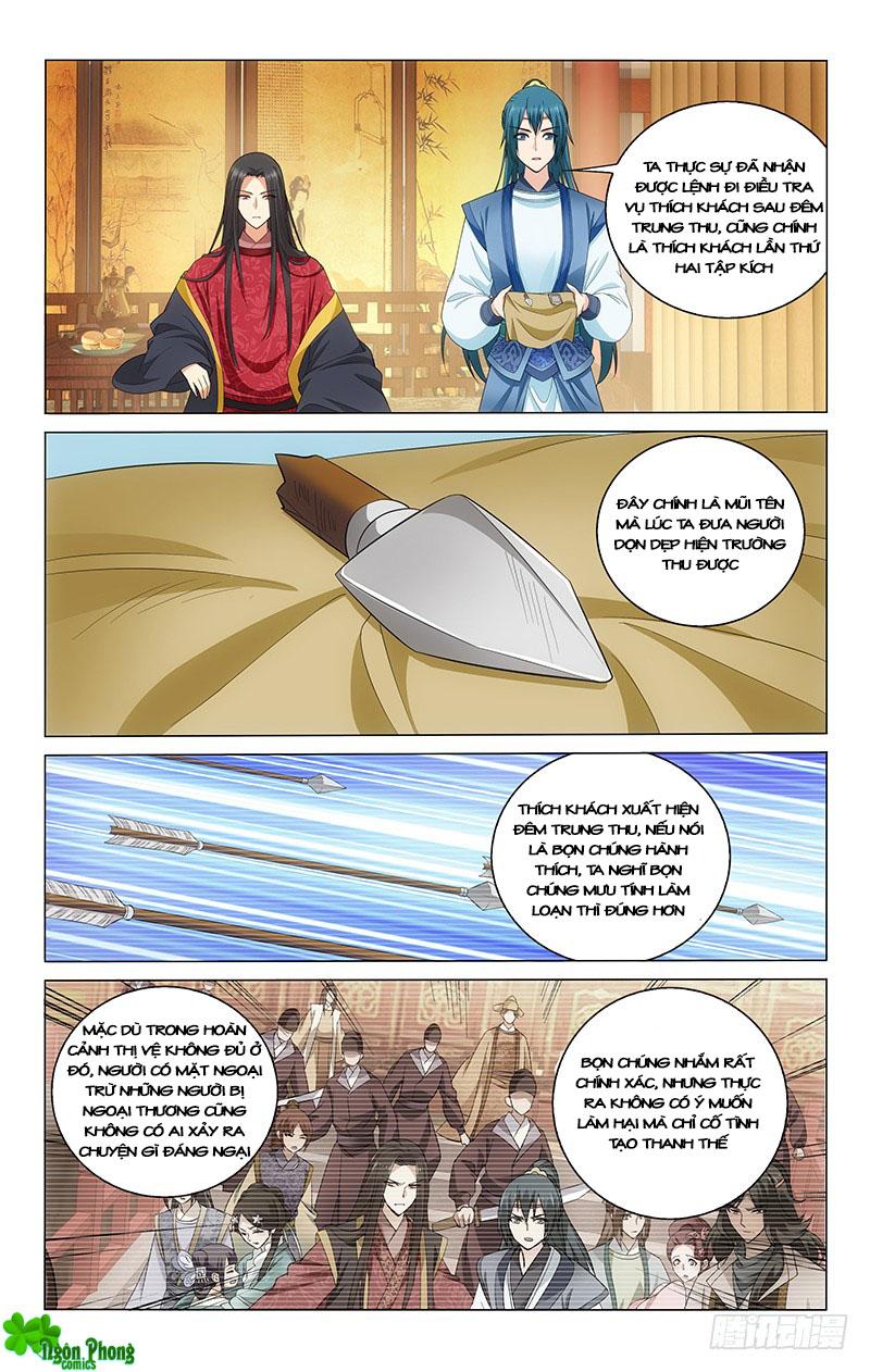 Vương Gia ! Không nên a ! chap 133 - Trang 2