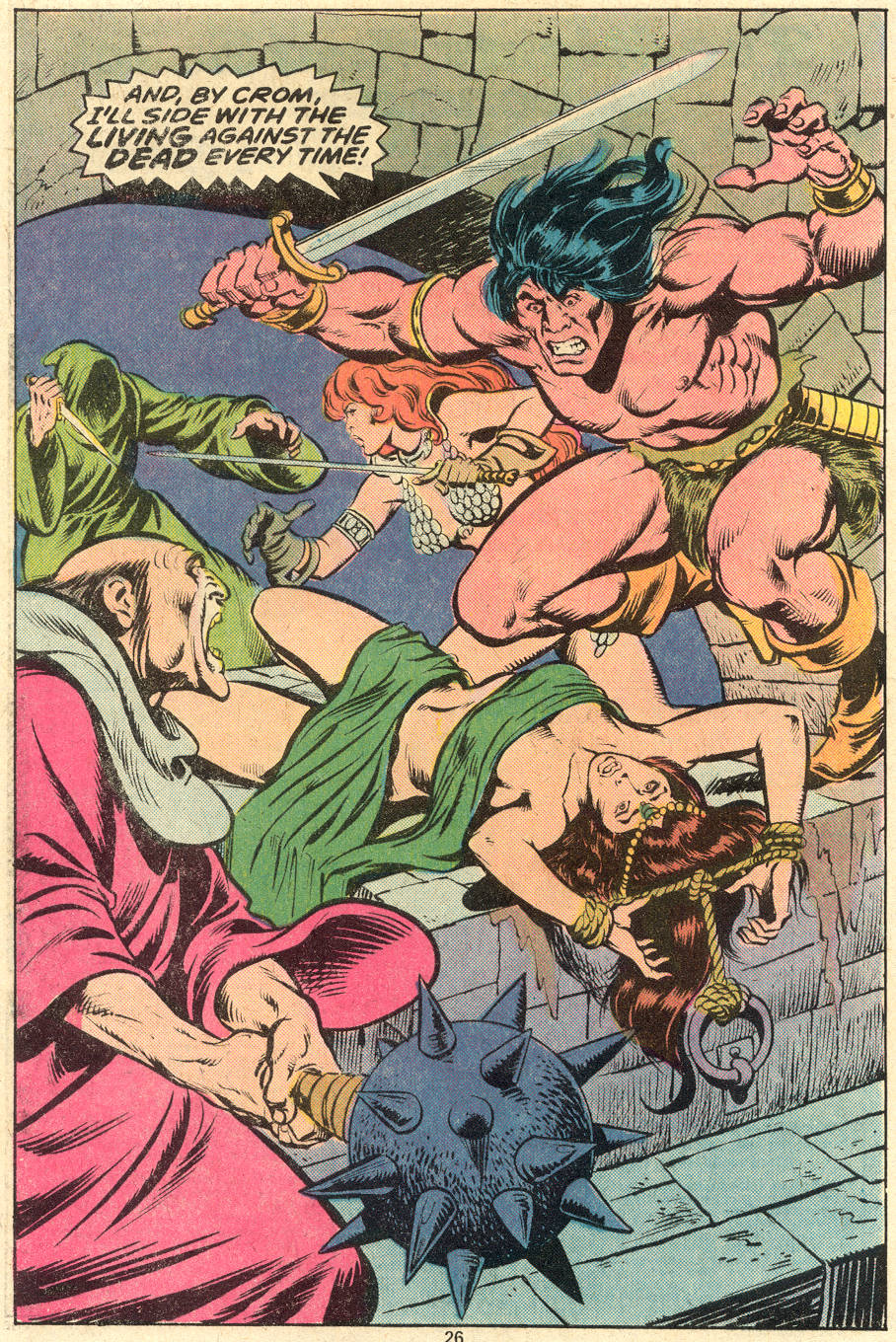 Conan the Barbarian (1970) Issue #78 #90 - English 15