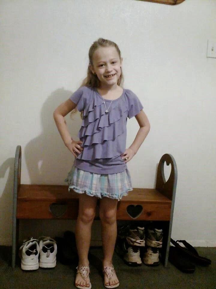 Rachel 2nd grade