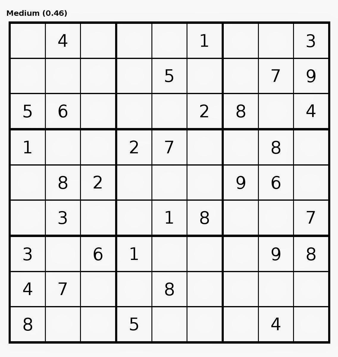 Sudoku Medium Imprimir Sudoku...