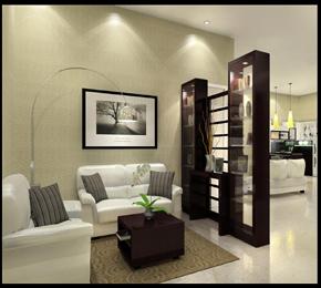 Tips desain interior rumah type 36 yang modern dan elegan for Design interior modern minimalis