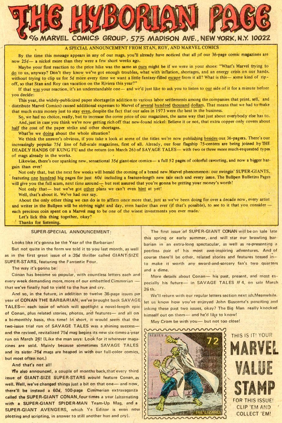 Conan the Barbarian (1970) Issue #39 #51 - English 24