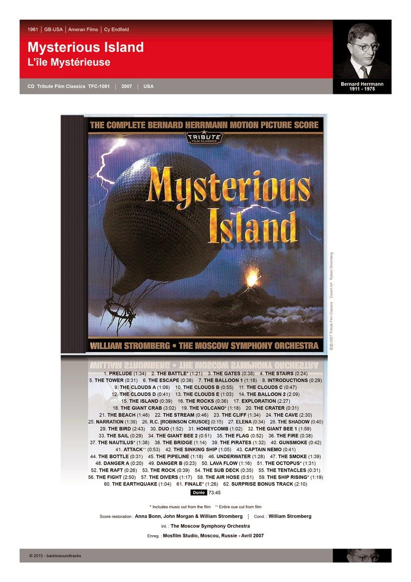 Bernard Herrmann The 7th Voyage Of Sinbad