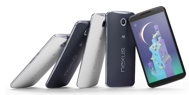 A bigger phone with more everything nexus 6