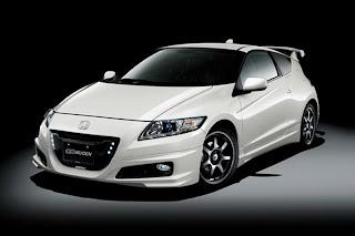2011 Honda CR-Z Mugen