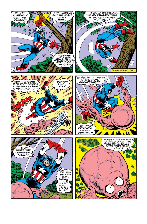 Captain America (1968) Issue #223 #137 - English 5