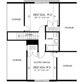 planos de casas peque as planos de caba as On planos de cabanas pequenas